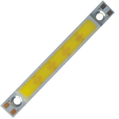 Long COB led flat light source(chips COB 3~7W Bulb)